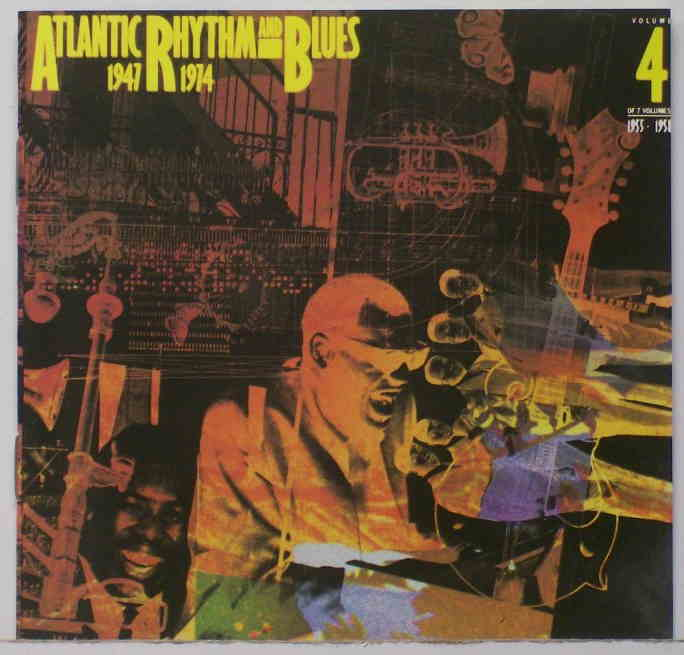 """Atlantic Rhythm & Blues: 1947-1974 [Disc 4]"" Ben E. King, Ray Charles, The Drifters"