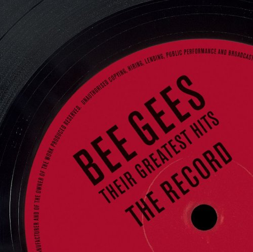"""Their Greatest Hits: The Record [Disc 1]"" Bee Gees"