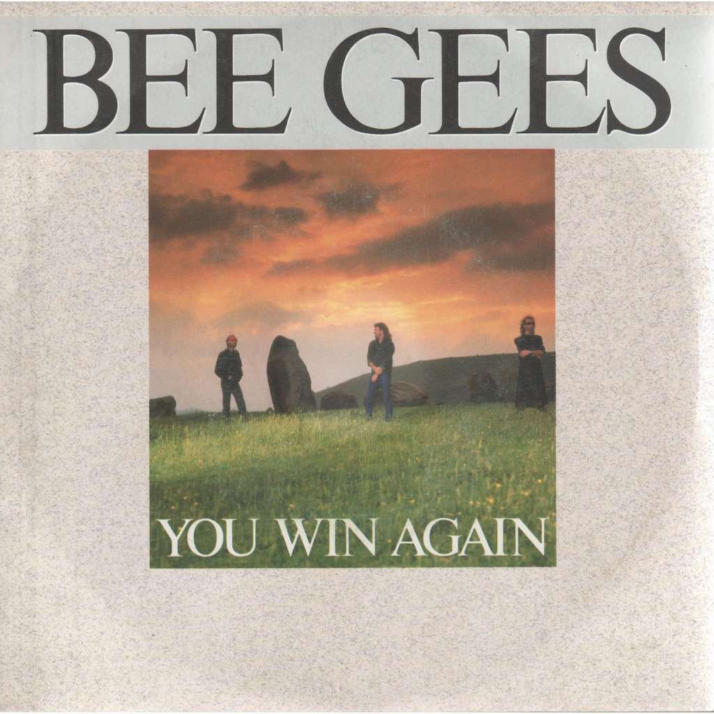 """You Win Again"" Bee Gees"