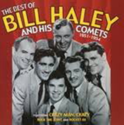 """120% Fifties"" Bill Haley & The Comets"