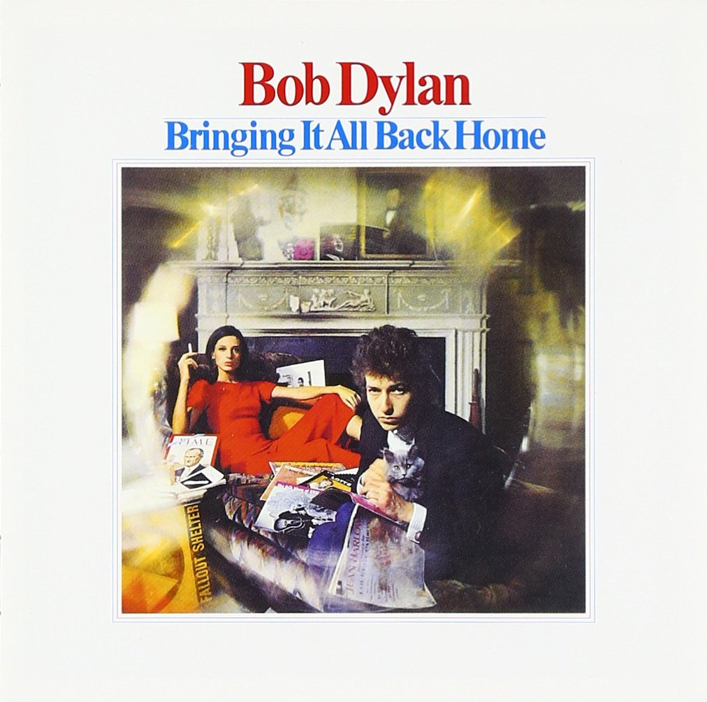 """Bob Dylan Bringing It All Back Home [Remastered]"" Bob Dylan"