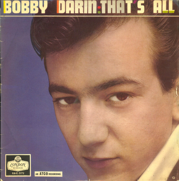 """That's All"" Bobby Darin"